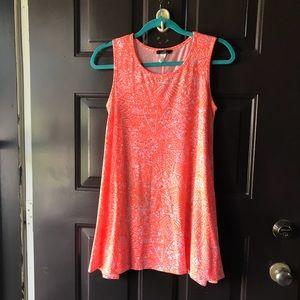 Tribal Print, Knit Dress, Medium